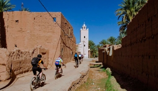 MTB Cycling Tour in Morocco 12 days