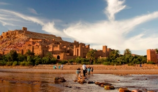 Enduro Dirt Bike Motorcycle Tour in Morocco 10 days