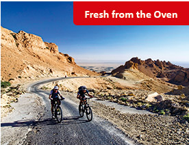 Desert Soul cycling adventure in Morocco