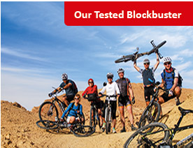 Desert Soul cycling adventure in Tunisia